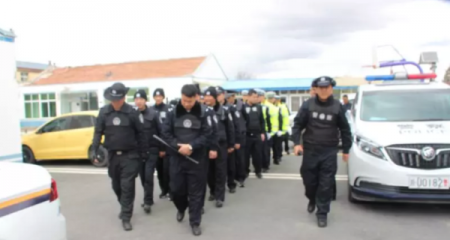 """Campaign against """"evil forces"""" targets Tibetans who resist Chinese rule, leads to 21 arrests"""