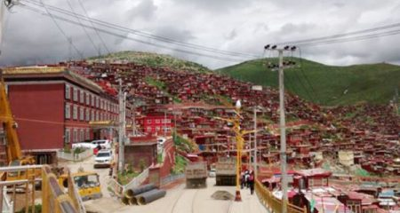 Prayer festival cancelled amid tightening control at famous Tibetan Buddhist institute