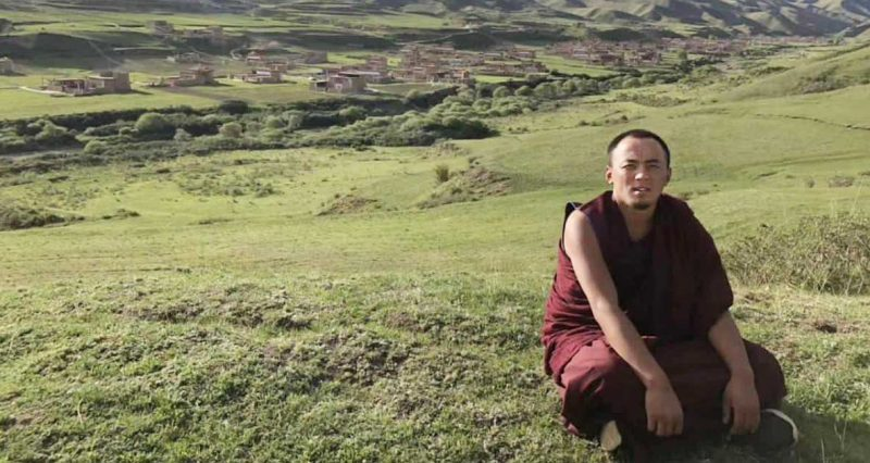 Tibetan monk held incommunicado for over one year