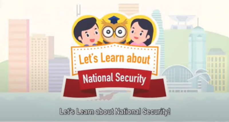 National security programming for China's new generation