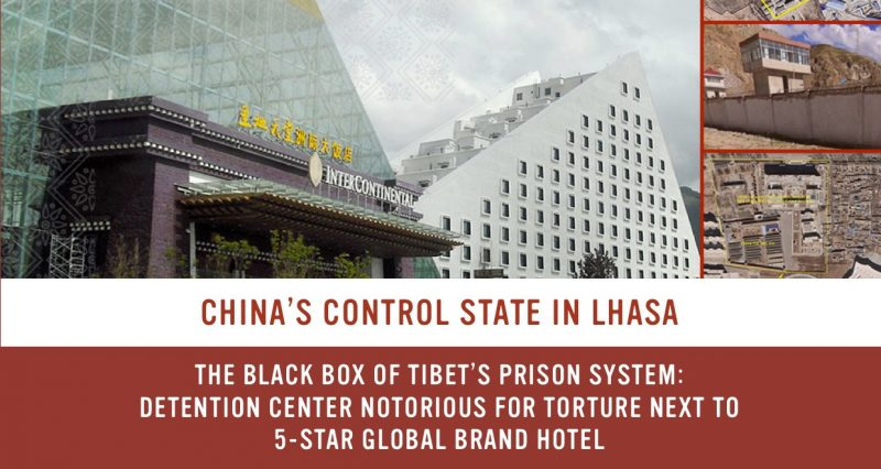 ICT report uses satellite images to reveal prison state in Tibet's capital