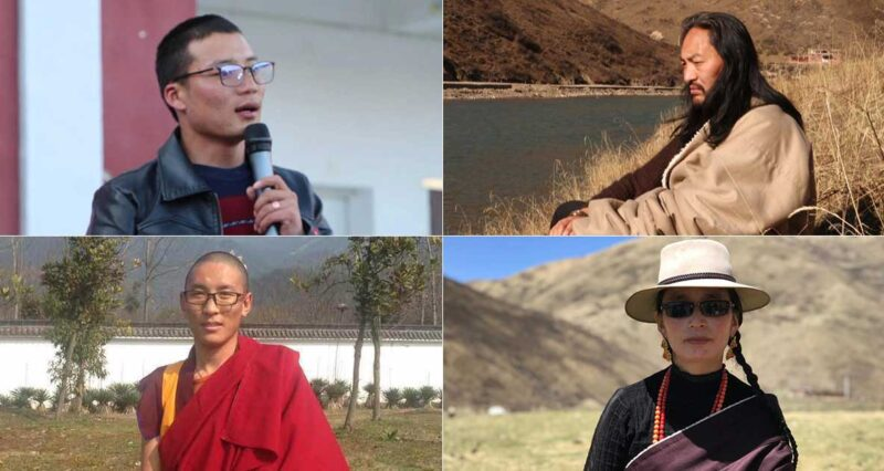 Chinese crackdown on prominent activists across Serthar