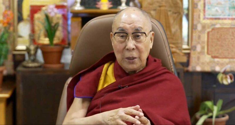 Dalai Lama preaches common interests at Nobel climate summit