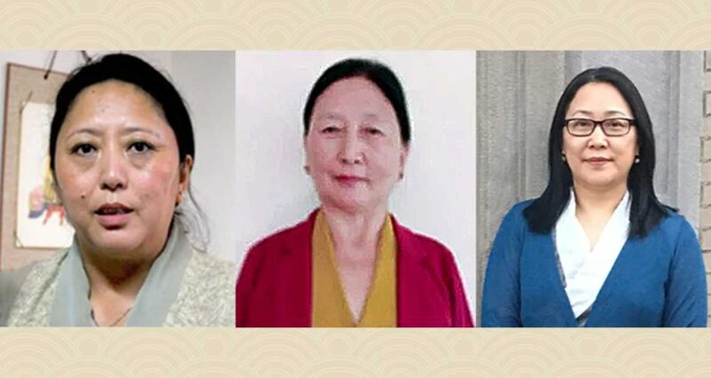 First: 3 women to serve as Tibetan exile ministers