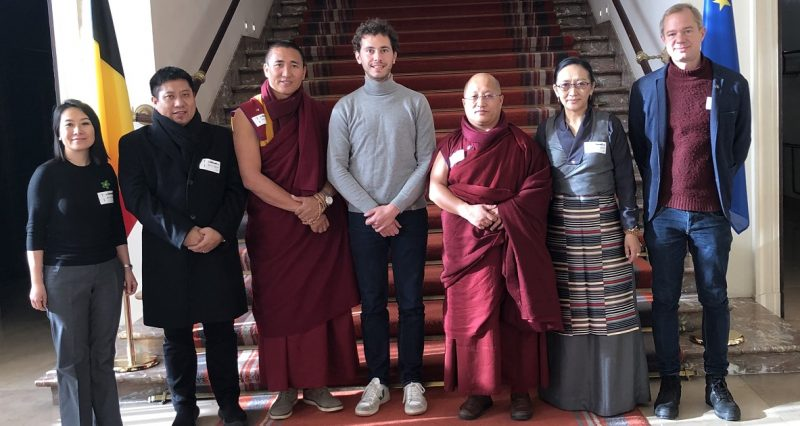 European countries weigh in on Tibetan Buddhists' right to pick next Dalai Lama