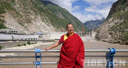 Photo-op for China-appointed Panchen Lama exposes China's strategic interests in Tibet