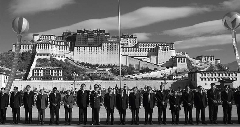 Factsheet – Chinese leadership in Tibet