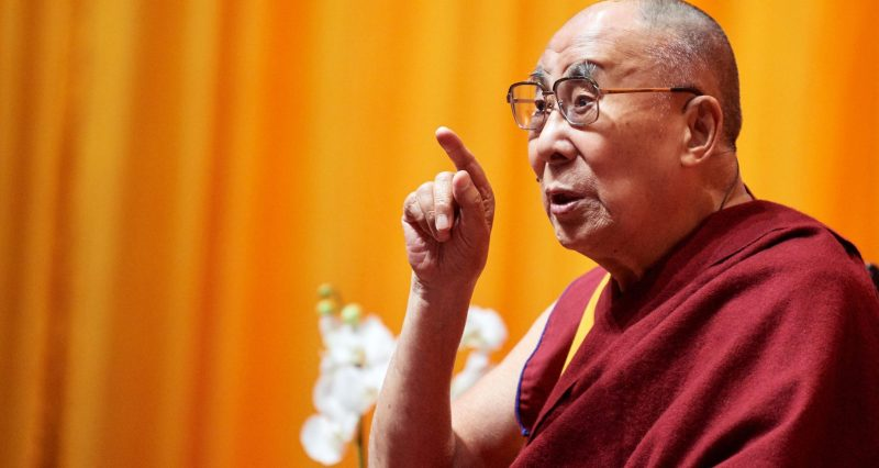 The EU must oppose China's interference in the Dalai Lama's succession