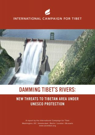 Damming Tibet's Rivers <span>New Threats to Tibetan Area under UNESCO Protection</span>