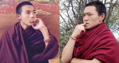 Three Tibetan monks in Ngaba hold peaceful protests in a resurgence of solitary demonstrations