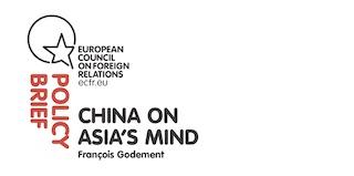 China on Asia's Mind