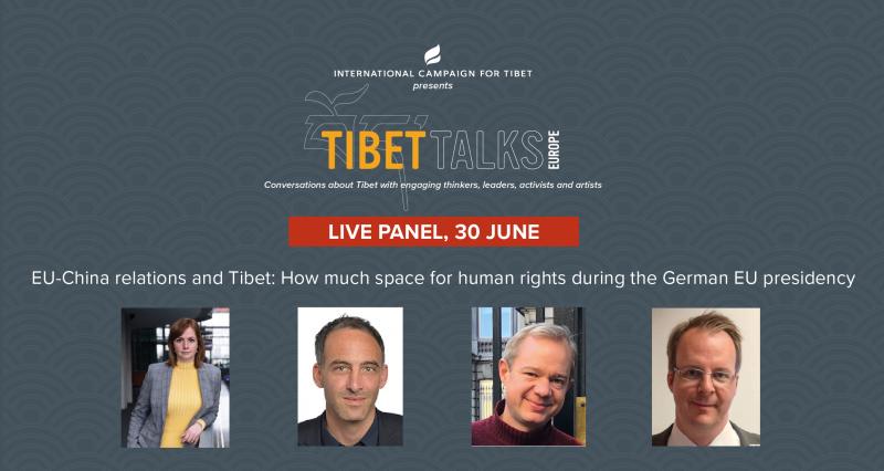 Tibet Talks Europe – EU-China relations and Tibet