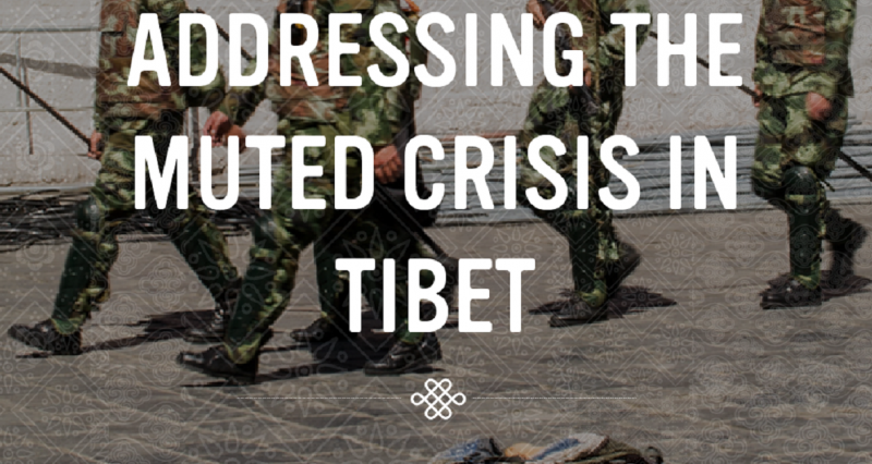 Addressing the muted crisis in Tibet: Five action points for the German EU presidency