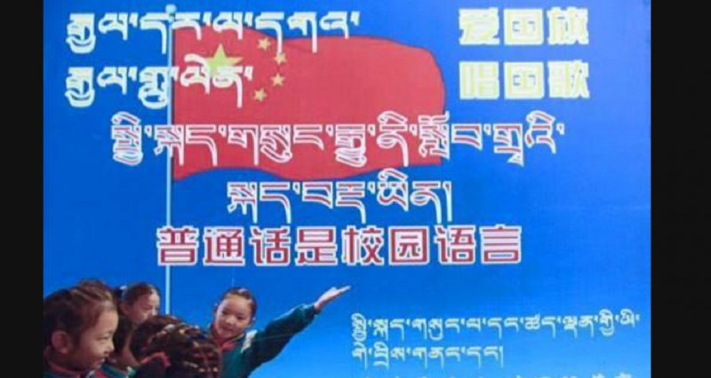 Chinese replacing Tibetan language as medium of instruction in Tibet, new Human Rights Watch report says