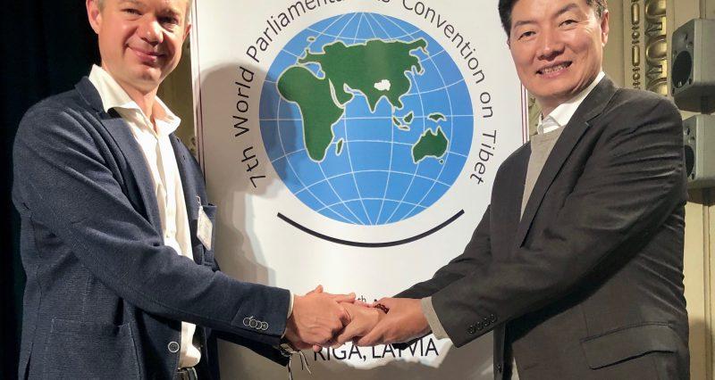 ICT's Vincent Metten speaks about EU Tibet policies at World Parliamentarians' Convention on Tibet