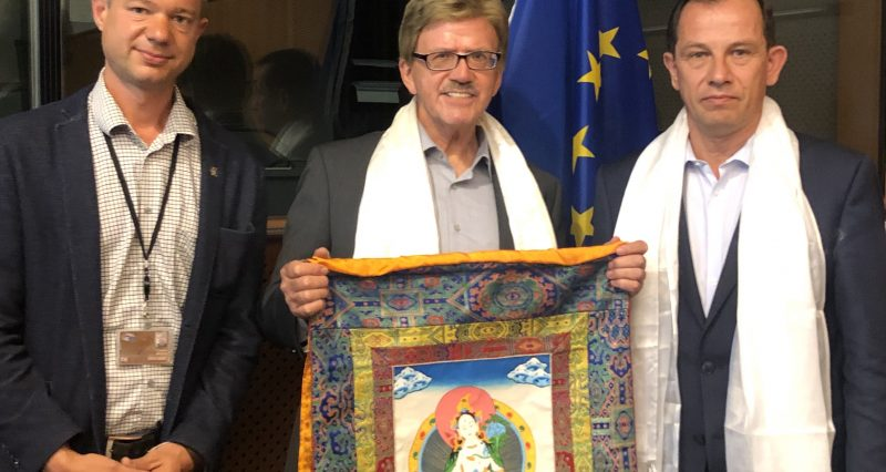 ICT commends outgoing European Parliament's Tibet Interest Group
