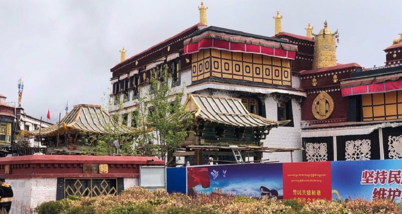 Concerns about construction at UNESCO-protected Jokhang Temple in Tibet