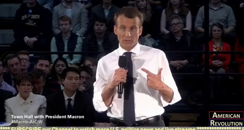 French President Macron's statement on the Dalai Lama and Tibet