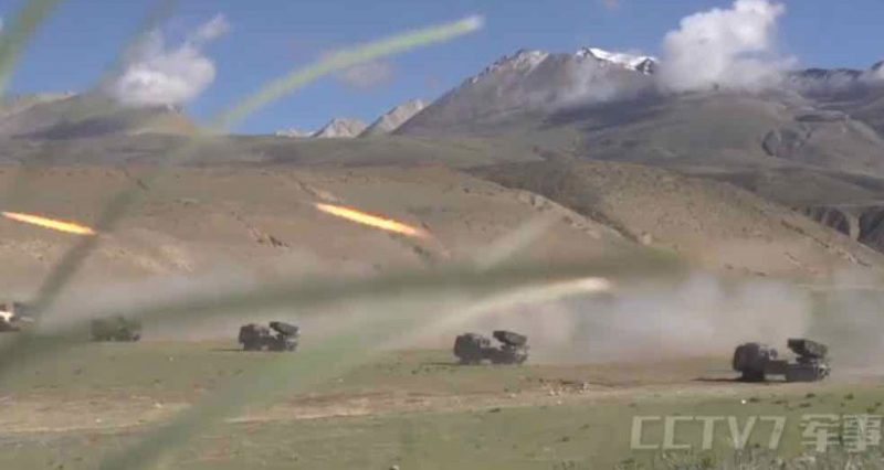 ICT Inside Tibet: Major live fire drill testing new tanks in Tibet highlights political imperatives, military capacity on plateau
