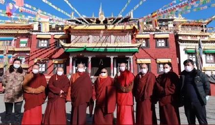Coronavirus response in Tibet: arrests, crackdown, religious repression