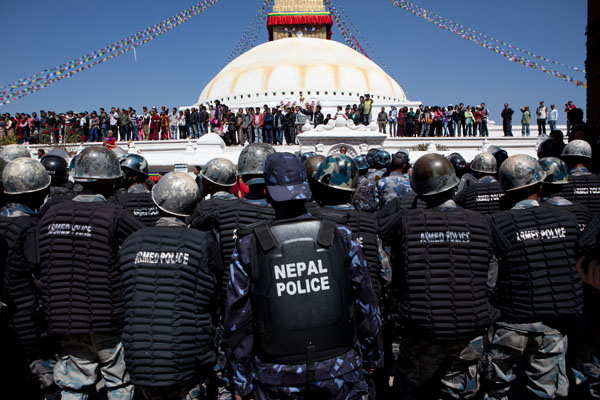 Government denies rights of Tibetan refugees in UN review