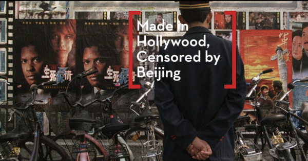 Hollywood censorship of Tibet blasted in PEN America report
