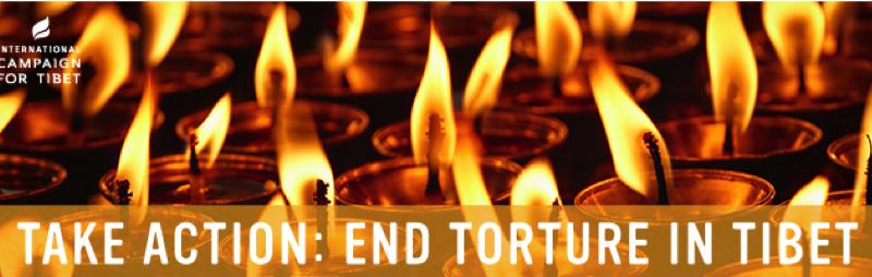 Petition: Stop torture in Tibet!
