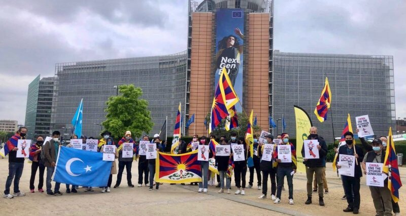 Rights Groups Unite in Brussels on International Olympic Day: Pressure Mounts to Boycott Beijing 2022