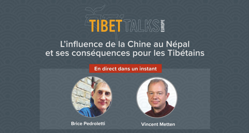 Tibet Talks Europe – China's influence on Nepal and its impact on Tibetans
