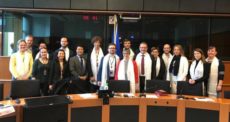 First meeting for European Parliament's Tibet Interest Group since elections