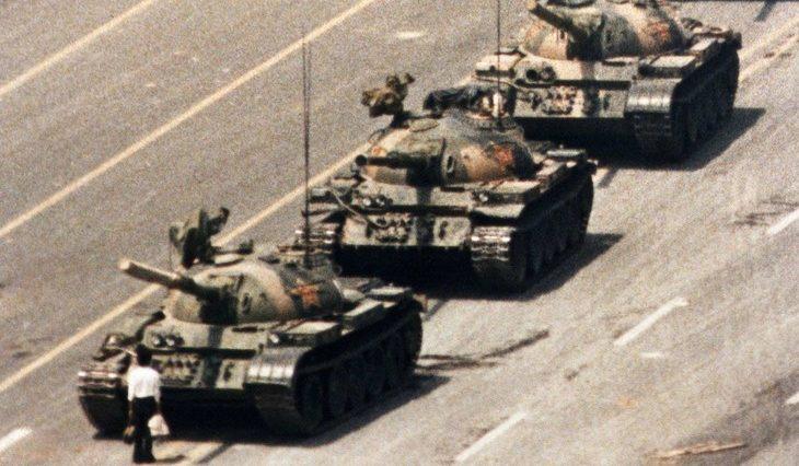 Solidarity on 32nd anniversary of Tiananmen Square Massacre