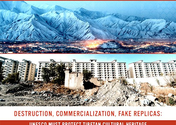 'Destruction, commercialization, fake replicas': new report on Lhasa as UNESCO World Heritage Committee meets