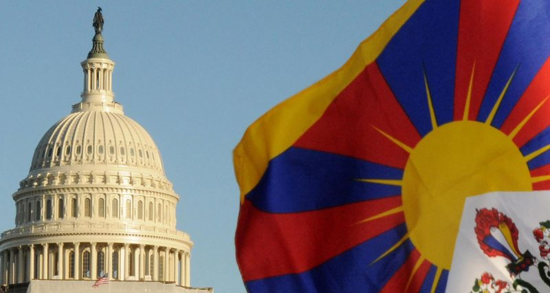 US bans Chinese officials under Tibet access law