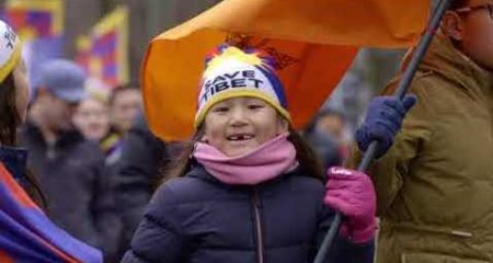 Video from the 4th Europe Solidarity Rally for Tibet