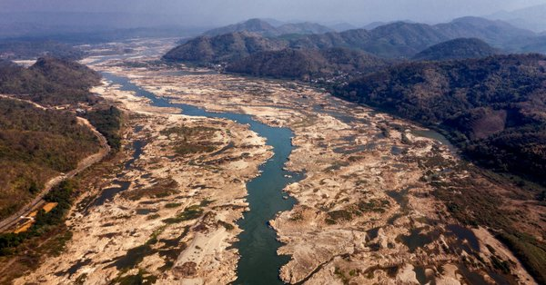 New study says China limited river flow from Tibet to Southeast Asia