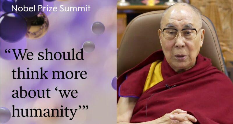 China pressured Nobel laureates to disinvite Dalai Lama