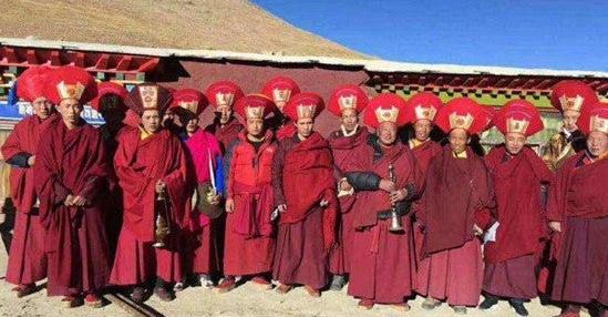 "Report: Monks given long prison sentences as ""preemptive security"""