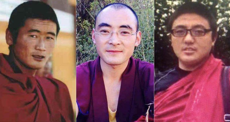 World learns of Tibetan monks' disappearance, imprisonment despite Chinese govt. lockdown