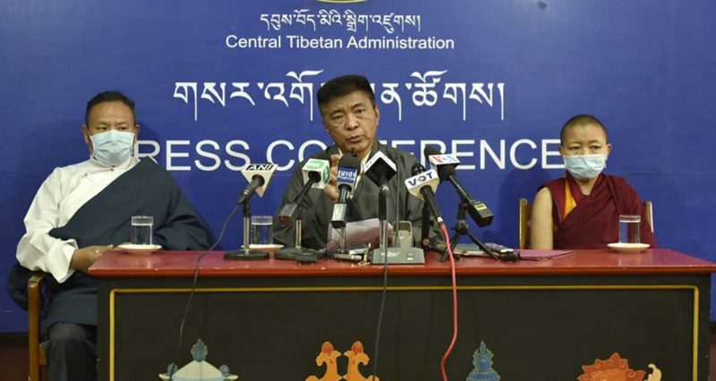Tibetans in exile to elect new president on April 11